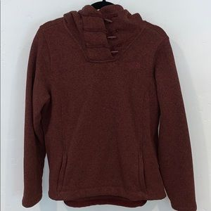 Women's The North Face Pullover Size Large